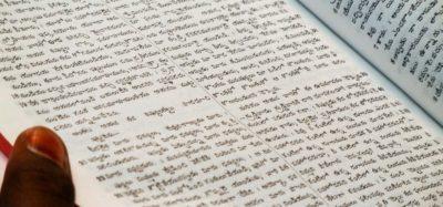 Von den Anfängen des Bibliologs in Indien