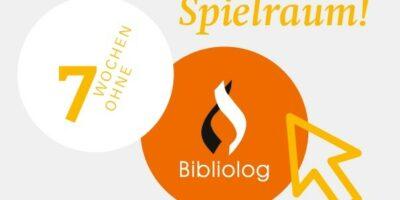 Sieben Wochen Bibliolog – Ein Erlebnisbericht und einige Einsichten zu einem Online-Großprojekt